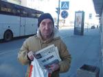 サンクトペテルブルク『Put Domoi』販売者 ミハイル・デニソフ