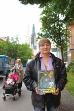 クロアチア、『ユーリクニ・スイェルジェイク』誌販売者ルジェーリャ